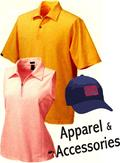 Apparel & Accessories, D&S Specialties, T-Shirts, Sport Shirts, Outerwear, Fleece, Woven Shirts, Activewear. Headwear, Accessories